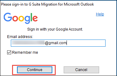 Import Emails from Outlook to Gmail