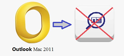 How to fix outlook 2011 on mac