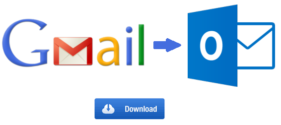 export emails from Gmail to Outlook