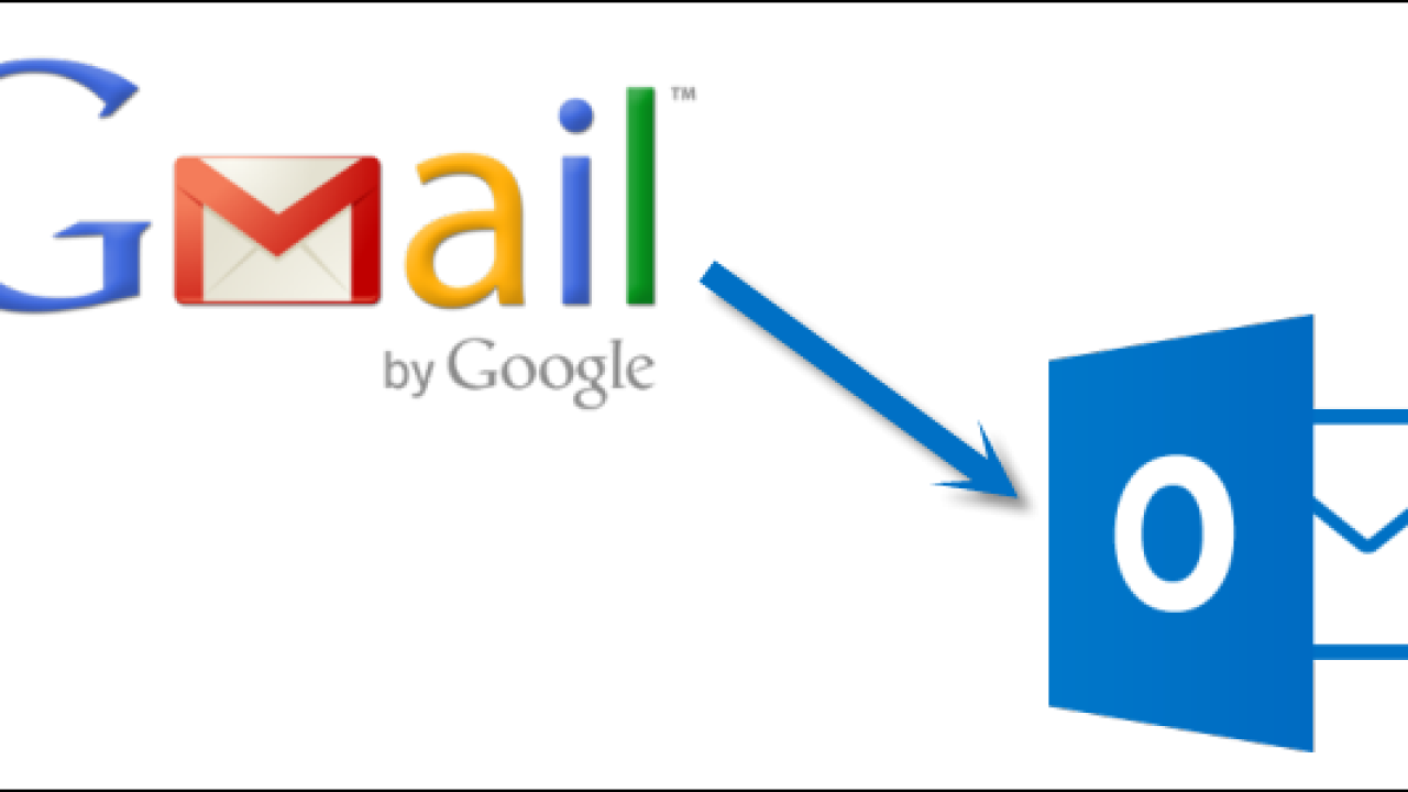 How to Export Emails from Gmail to Outlook 2016/13/10/07