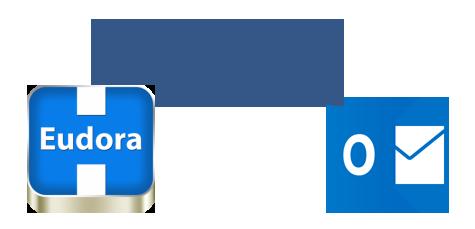 Eudora Mac to Windows Outlook 2016 2013 2010 2007 2003: Tips