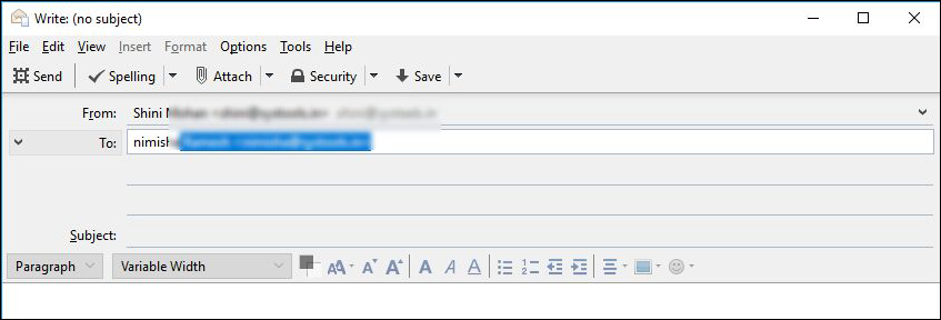 What is Thunderbird Autocomplete Address & How to Enable