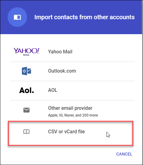 How to Export Zoho contacts to iPhone using Gmail Sync
