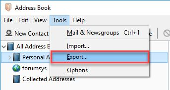 how to add contacts to address book in outlook 2016