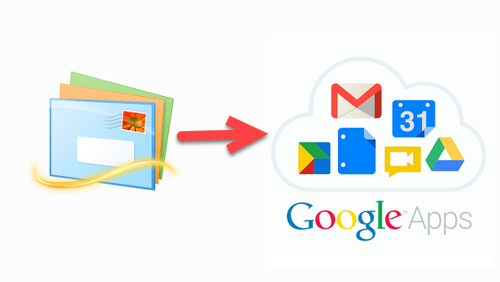 how to add g suite email to windows mail