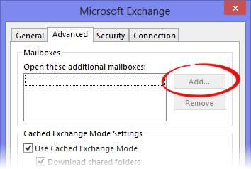 Use Cached Exchange Mode Grayed Out In Outlook 2016, 2013, 2010