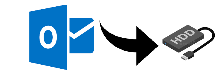 how to save outlook email in pdf