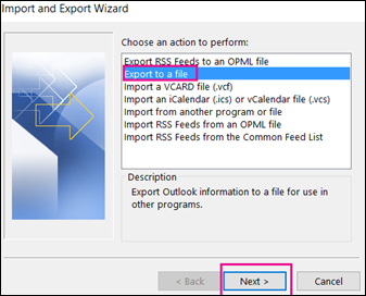 export microsoft outlook contacts to google