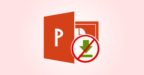 Resolve Powerpoint Can't Save Error