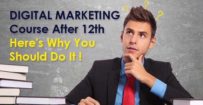 digital marketing after 12
